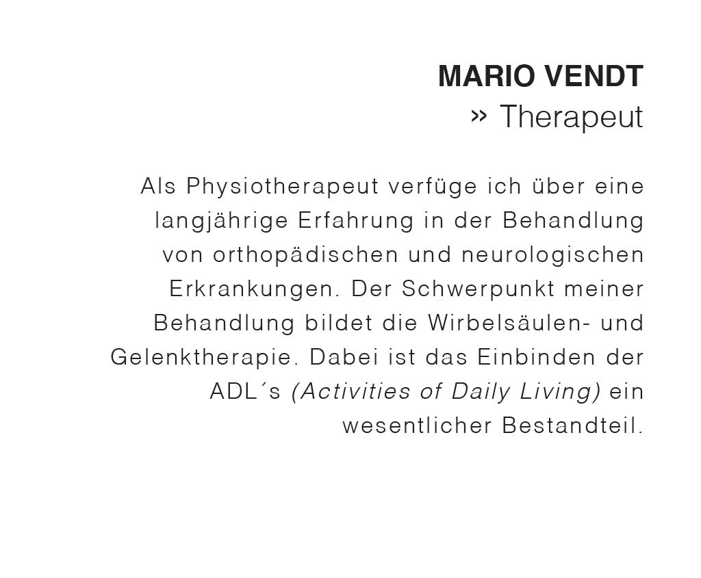 Physiotherapeut aus Köln