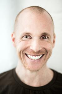 Porträt des Buchautors Marcus Lauk