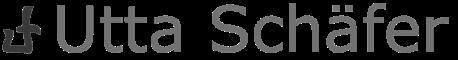 Logo der Künstlerin Utta Schäfer