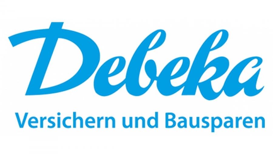 Das Logo der Debeka Versicherung